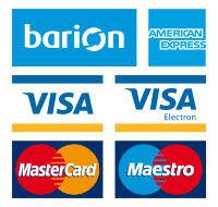 Barion, Bankkártyás fizetési lehetőség