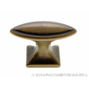 Fogantyú RF 114-000 35x16 Antikolt bronz