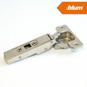 Blum 75T1580 Clip top 107° ráütődő kivetőpánt Dübeles