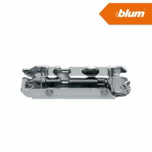 Blum 175H3100 Egyenes szerelőtalp-előlaprögzítő