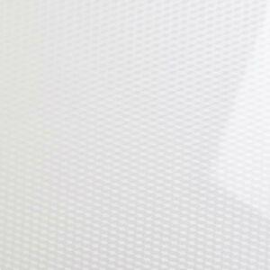 Konfekcionált PVC bútorajtó lap FP0546 Fényes Fehér Kockás 3D
