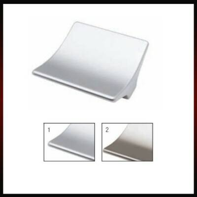 Fogantyú C336-11 65x70 Galvanizált nikkel