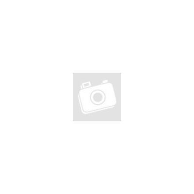 Fém vállfatartó rúdtartó műanyag Fehér