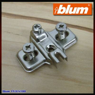 Blum 193L8100 Modul eurocsavaros keresztalakú szerel?talp