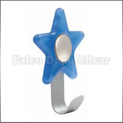 Fogas akasztó 2051 Kék-Alumínium