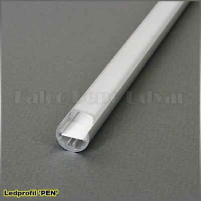 Led profil PEN Alumínium 2m