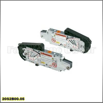 Blum 20S2B00.05 Felbillenő vasalat Aventos HS Erőhordozó 350-525 közepes