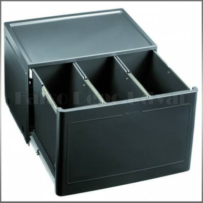 Blancoselect Botton PRO 60-3 manuell hulladékgyűjtő
