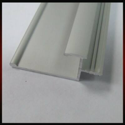 Fogantyú profil L007 inox 3fm 18x37mm