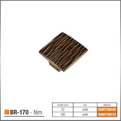 Fogantyú BR 170 32mm ANTIK
