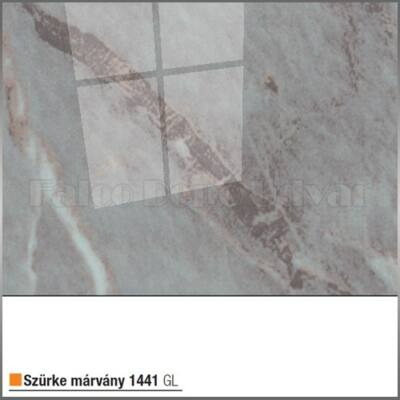 Munkalap vízzáró profil 1441 GL Szürke márvány