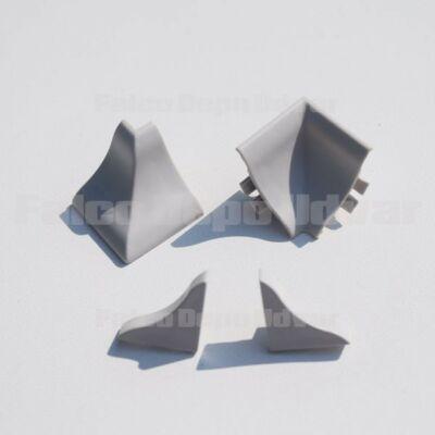 Vízzáró egységcsomag öntapadós vízzáróhoz Alumínium