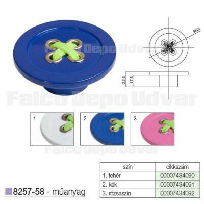 Fogantyú 8257-58 GL39 TX01 58mm Kék