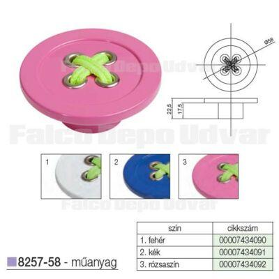 Fogantyú 8257-58 GL41 TX01 58mm Rózsaszín