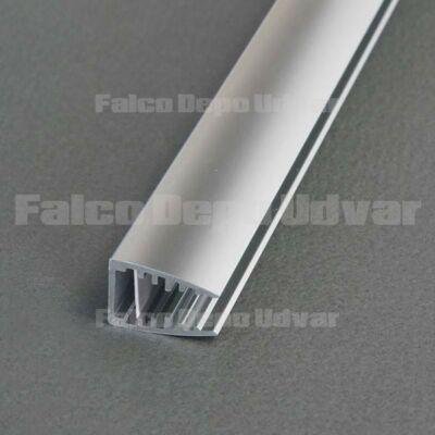 Led profil MIKRO Alumínium 2m