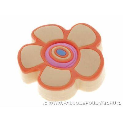 Fogantyú RF RU3 Sárga virág gomb