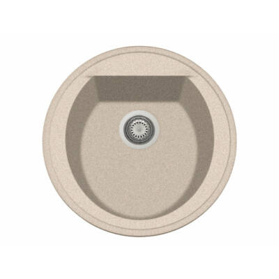 GRAWA PT2-5110A BEIGE gránit mosogató ÁTM: 510mm