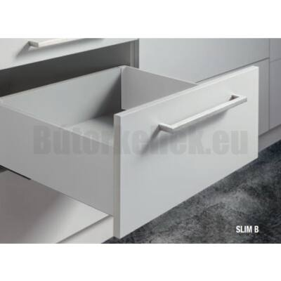 SLIM Fiókrendszer DF-B 450mm Fehér