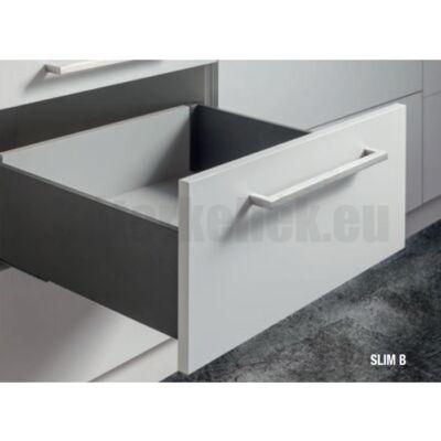 SLIM Fiókrendszer DF-B 550mm Antracit