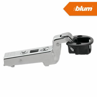 Blum 75T4300 Clip top Üvegajtópánt közézáródó rugós