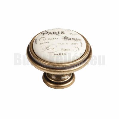 Fogantyú P77.01.q4.d1g Antik firenze-Paris 35mm gomb