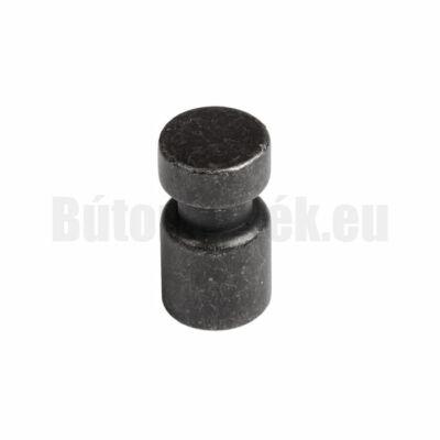 Fogantyú Wpo785.000.00t2 Antik fekete 15mm gomb