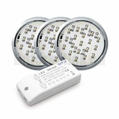 Led LUGO Spot lámpa Alumínium