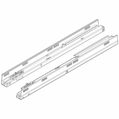 Blum TandemBox Tip-On Blumotion 576.6501M 650mm korpuszsín 65kg