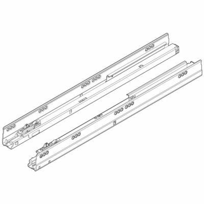 Blum TandemBox Tip-On Blumotion 576.6001M 600mm korpuszsín 65kg
