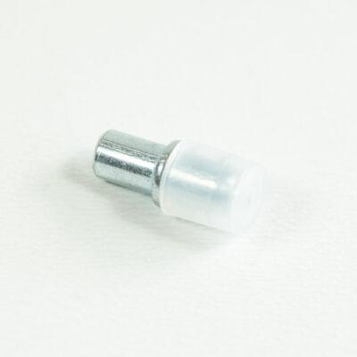 Üvegpolctartó egyenes M124
