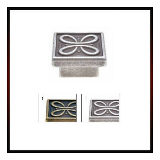 Fogantyú C2040-09 16 Antik ezüst
