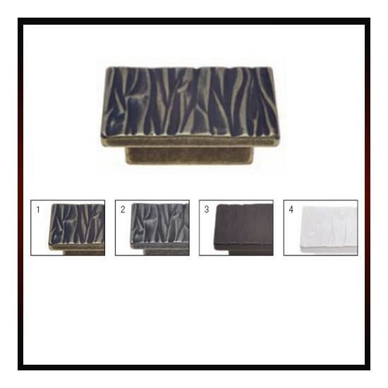 Fogantyú C2041C-09 50x50 Antik ezüst