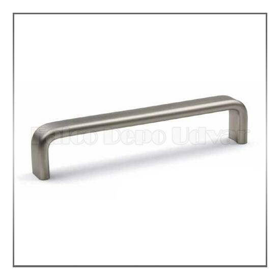 Fogantyú Muta 128mm Alumínium. 36821