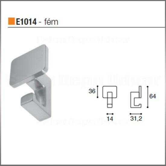Fogas akasztó E1014 Nikkel