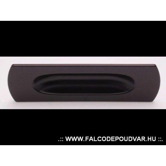 Fogantyú RF P 274-125 tolóajtókagyló 125x36 Fekete