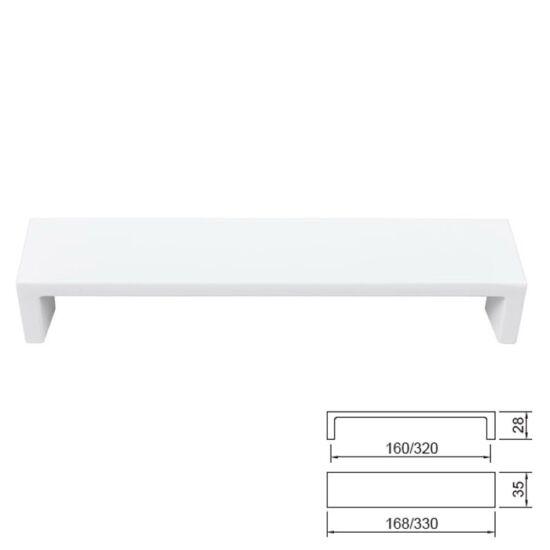 Fogantyú E070-160 Fehér