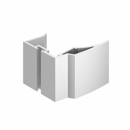 Tolóajtó Fogantyú profil Lider Alumínium 2650mm