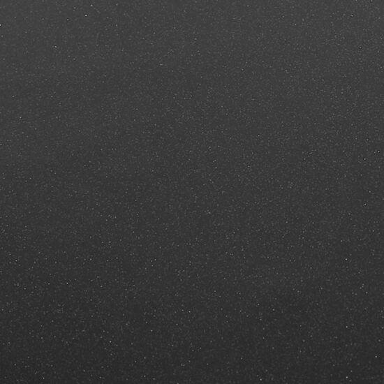 Konfekcionált PVC bútorajtó lap FP0251 Fényes Fekete Csillám