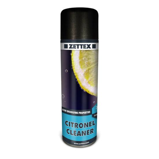 Kontakt ragasztó Zettex Citronel tisztító spray 500 ml