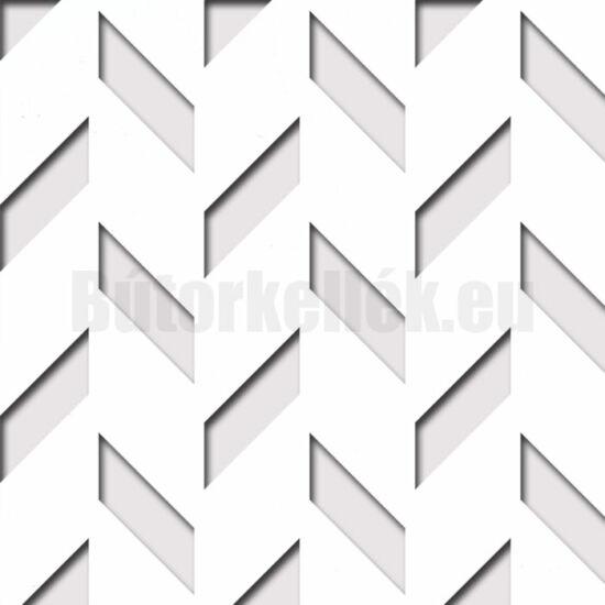 Perforált lemez Laccato-Hdf ERBE Krono 101 Fehér 1400x510x3mm