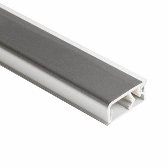 Munkalap vízzáró profil 3505 téglalap alakú Fényes Alumínium