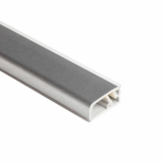 Munkalap vízzáró profil 3505 téglalap alakú Szálcsiszolt Alumínium